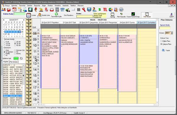 OSGB Yıllık Çalışma Planı ve Yıllık Eğitim Planı